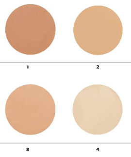 coloris poudre compacte Glam'Up